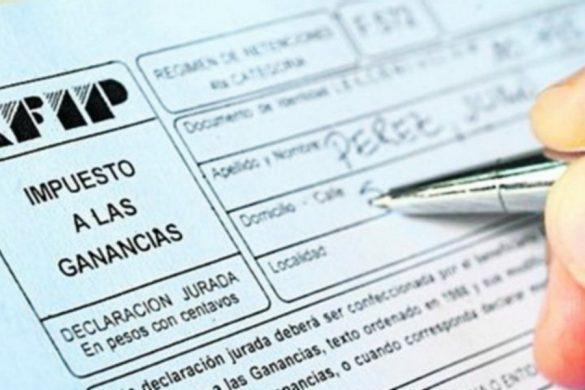 de la discusión: Nace el Impuesto a las Ganancias por Altos Ingresos ...